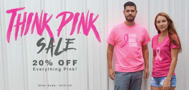 783c1fbc It is important to us here at Impress Ink to help the community in effort  to raise awareness for Breast Cancer.